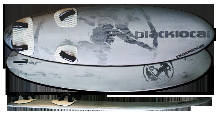 "SLALOM / SPEED Sur commande  85/.../130 L Slalom   108 L  234x67,5    7,2 kg   Artwork  ""Grey Black Logo"""