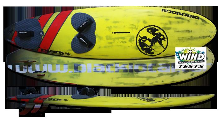 ClassiK Wave 84 l  225x55,7  7,2 kg MFC